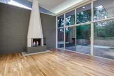 Walling Lane Renovation - midcentury - Living Room - Dallas - TIPER Residential Development