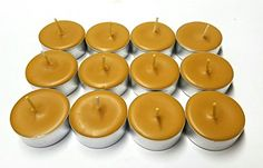 12Pack Desert Sage Scented SOY Tealight Candles -- Want additional info? Click on the image.
