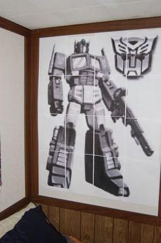 robot rasterbator