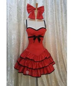Fate Stay Night Fate Extra CCC Saber Red Cosplay Costume