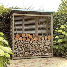 Appealing Garden Shed Storage Ideas