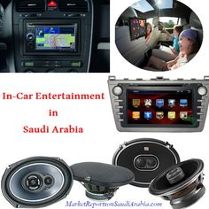 #InCarEntertainment in #SaudiArabia