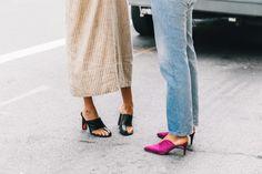 Zapatos atrapa-miradas