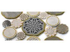 Marble rug CARPET by Budri design Patricia Urquiola