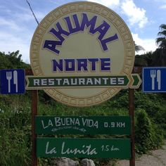 North Akumal Restaurants