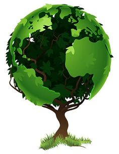 Items similar to Mother Earth - Go Green - Earth Day, Every Day on Etsy Png Tumblr, World Globes, Green Earth, Photo Composition, Graphic Design Software, Our Planet, Photo Effects, Earth Day, Go Green