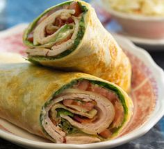 Delicious Turkey Wraps: Another OKS Favorite Snack | Oklahoma Sports & Fitness Magazine