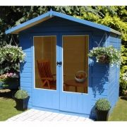 Pinnacle 7ft x 5ft (2.09m x 1.59m) Avance Summerhouse