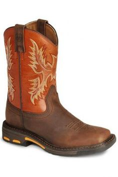 Ariat Earth Workhog Cowboy Boots