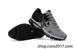 cheap Nike Air Max 2017 grey black