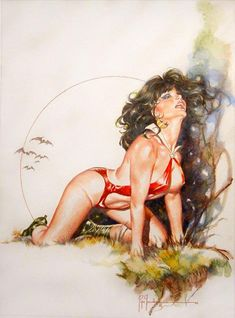 Vampirella Artists Jose Gonzalez   gonzalez024.jpg