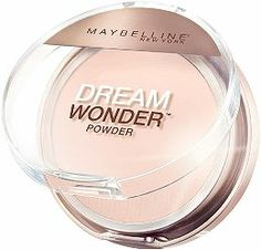 Maybelline Dream Wonder Powder...the sister powder of my holy grail Maybelline Dream Matte Powder. Slightly more hydrating and a bit more coverage