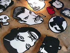 Cool art inspiration!
