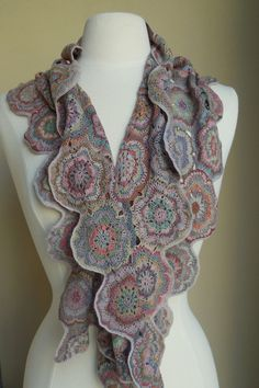 Sophie Digard Penelope scarf