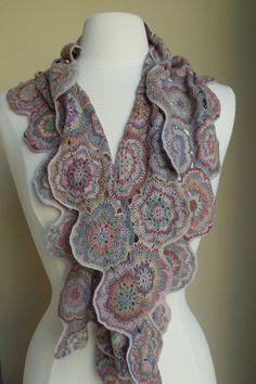 Sophie Digard Penelope scarf