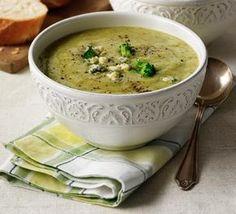 Broccoli Stilton Soup