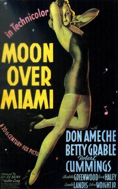 Se necesitan maridos (Moon Over Miami), de Walter Lang, 1941