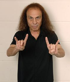 RONNIE JAMES DIO BLACK SABBATH FRONTMAN PASSED AWAY FROM STOMACH CANCER AGE 67 IN MAY SURVIVED BY WIFE WENDY AND MANY FRIENDS AND FANS       ROCK ON DUDE