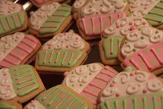 Lyndsey's Graduation Cookies