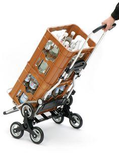 93d82dabbd477 Treppensteiger Royal Shopper Royal Shopper® Plus - Andersen Shopper®  Manufaktur