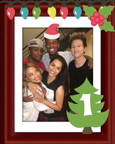 Have you seen the first collab of Christmas yet?! Check out Expectations vs Reality: Friends ft @andreaschoice @kingsleyyy @swoozie06 @rickydillon and @fouseytube2 by clicking the link in my bio or visiting YouTube.com/iisuperwomanii because friends are okay sometimes!! Oh and also, collab 2 comes out.... TODAY. Stay tuned. Any guesses?! #iisuperwomanii #hustleharder #CollabsOfChristmas