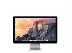 Apple - Thunderbolt Display - De technische specificaties op een rij.