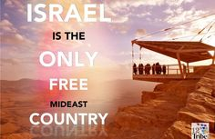 13 Reasons Every American Should Proudly Stand With Israel