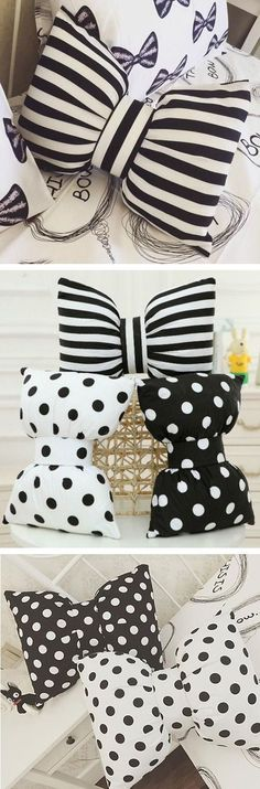 cUte Bowknot Pillows ❤︎:                                                                                                                                                      More