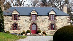 Breton house, France maison bretonne2 | Flickr