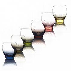 PRODUCTS :: LIVING AND DESIGN :: Kitchen :: Sets :: Sera-Irida, набор бокалов для воды (6 шт.)