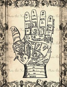 free online palm reading fortune telling