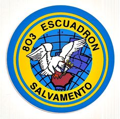 803 ESCUADRON DEL SAR, SPANISH AIR FORCE
