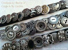 Button Floozies: Button Bracelets...