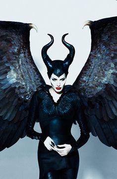 Angelina Jolie ♥ Disneys Maleficent