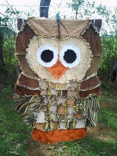 Awesome rag quilt