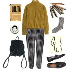 Untitled #105 by greerveronica on Polyvore featuring polyvore fashion style H&M TIBI