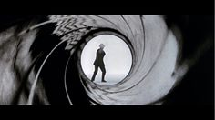 James Bond opening credits