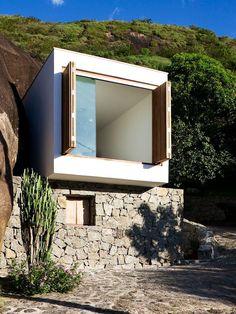 Casa Box Arquiteto: Alan Chu e Cristiano Kato Fotógrafo: Djan Chu
