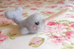 Floral and Freckled: What is Needle Felting? | Narwhal tutorial