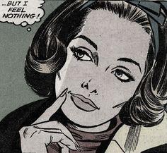 Imagem de pop art, comic, and retro