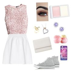 """""""Party"""" by sophierlz on Polyvore featuring malo, Converse, Ice, Disney, Eos, Latelita, RMK and Mundi"""