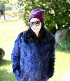 Coat Crush 💙 Crushes, Fur Coat, Jackets, Fashion, Down Jackets, Moda, Fashion Styles, Fur Coats, Jacket