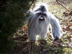 In Siberia, scientists believe in the existence of the Yeti. Locally, the creatures are known as Almas. An international Yeti conference co. Woodland Creatures, Magical Creatures, Yeti Images, Yeti Bigfoot, Bigfoot Pics, Bigfoot Sasquatch, Creature Picture, Cryptozoology, Desktop Pictures