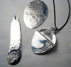 silverware jewlery | Featured above are some new designs made from sterling silver spoons ...