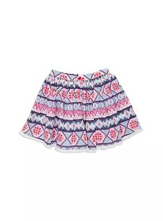 Toddler Girls // All Over Print Skirt
