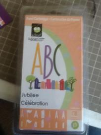 New! Cricut Jubilee    What every scrap booker/sign maker needs in their collection!!!