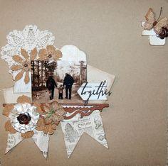 """Together"" by Stina Westbom - C'est Magnifique March 2015 Kit"