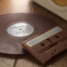 things made of chocolate | This record/mix tape combo is sure to bring back memories from the ...