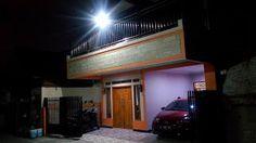 produk sahat jaya: Lampu all in one 10 watt SJSES