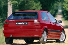 Citroën ZX encontrou longa vida entre os chineses | Best Cars